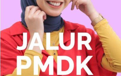 Jalur PMDK Akademik 2